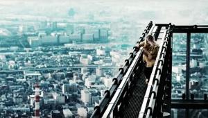 【恐怖】日本一高いビルの屋上から壁をとっぱらって地上300mを見下ろせるサービス開始/あべのハルカス