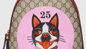 【最高】世界的ブランドGUCCIが戌年向けのバッグ販売開始 / ハイセンスなアヘ顔犬がファビュラス