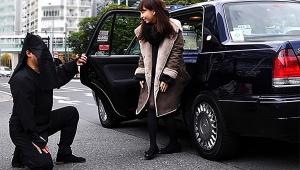 【革命】まったく会話をしないドライバー「黒子のタクシー」のサービス開始 / 無言で乗りたい人に朗報