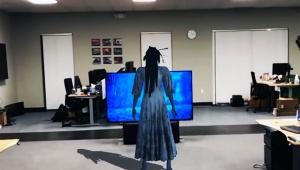 【革命】メガ進化したVRゲームが凄い! テレビ画面から幽霊が登場 / 技術の応用で亡くなった人と会える「VR故人」も可能