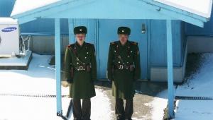 【金正恩】北朝鮮側から軍事境界線に行ってみた結果 / 北朝鮮から韓国を覗いてみる