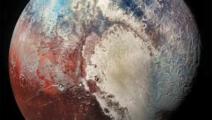 【神秘】NASAが冥王星の最新画像を公開 / 鮮明で神秘的な未知の世界「太陽系外惑星へ拠点として役立つ宇宙港となる」