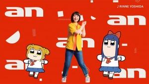 【衝撃動画】人気アニメ「ポプテピピック」が企業テレビCMに登場 / しかもポプ子とピピ美が指を立てる(笑)