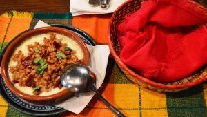 孤独のグルメ シーズン7 / 東京都港区南麻布のケソフンディードとピピアンベルデ / メキシコ料理のサルシータ