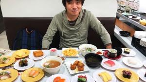 【衝撃】かっぱ寿司の激安食べ放題にチャレンジした結果 / 男子が一人で何皿食べられたのか!