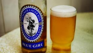 【絶品グルメ】香港女子に「いちばん好きなビールは何?」と聞いてみた結果 / 激しく爽快ブルーガールが大人気