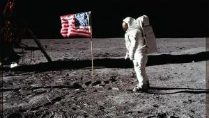 【緊急速報】NASAがアポロ月面着陸の新たな未公開写真を公開 / 人類は月に行ってないと信じる人たちに衝撃走る