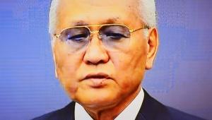 【緊急】ボクシング山根明会長が会見で辞任を発表「本日をもって辞任をいたします」「私は12時を過ぎてもおはようございます」
