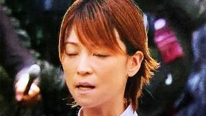 【炎上】ひき逃げした瞬間の吉澤ひとみ被告の声がドライブレコーダーに録音 / 86キロで突っ込み「ヤバイ」とつぶやき逃走