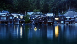 【絶景】京都の隠されし絶景地・伊根町の舟宿 / 京都に行って伊根町に行かないなんてありえない