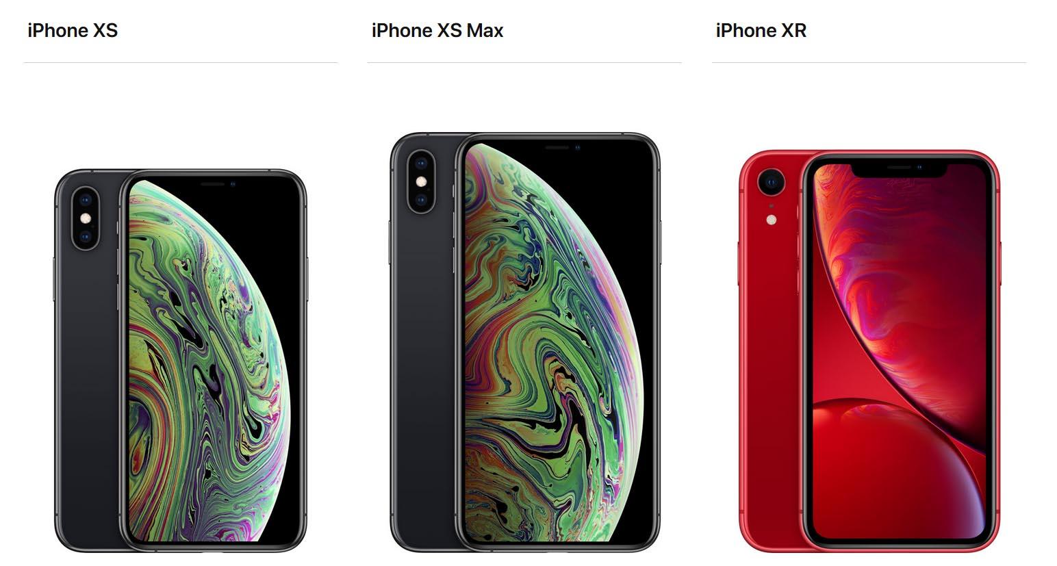 緊急速報】iPhoneXSシリーズの価...