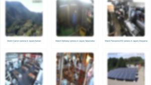【注意喚起】パスワード設定し忘れライブカメラ一覧サイトがヤバイ / プライベート丸見え「ただちに設定して下さい」