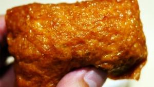 【極上グルメ】富士そばの激レアメニュー「さっちゃんのいなり寿司」がウマイ / 食べられるのは日本で一店舗だけ