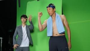【衝撃】松岡修造が前代未聞のアドリブCM撮影 / P&Gの新CM動画がアツい「僕が羽生結弦の言葉を引き出す!」