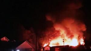 【緊急事態】福島県小野町の4世代9人の民家で火災 / 6人が遺体で発見「1人と連絡が取れず」