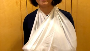 【朗報】勝間和代さんの手術成功 / 発症5年「バネ指」からの復活を音声入力で報告