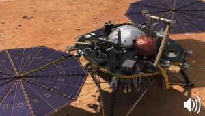 【革命】NASAが火星の音をYouTubeで公開 / 火星に吹く風の音がシュールで神秘的すぎる