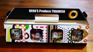 【グルメ批評】話題になってる「HEROS」のティラミスを食べた結果 / 3000円出して食べる価値はない