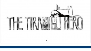 【炎上】ティラミス会社社長が他社ロゴを「ほぼそのまま商標登録」して大炎上 / ティラミスヒーローのパクリか「日本の恥だ!」