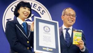 【朗報】バスクリンがギネス世界記録認定キターーー! 世界一売れている入浴剤として認められる
