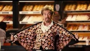 【衝撃】名優アル・パチーノがドーナツ屋のCMに出演 / いまになって再ブレイク中