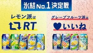 【衝撃結果】レモンとグレフルどっちが好きか全国9400人に調査した結果 / 氷結 Presents レモン&グレープフルーツ白書