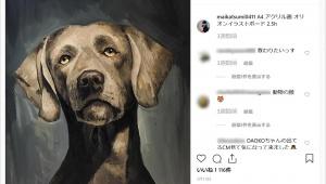 【炎上】美人すぎる画家がまたパクリ盗作か / 勝海麻衣先生の絵が写真家の写真に酷似
