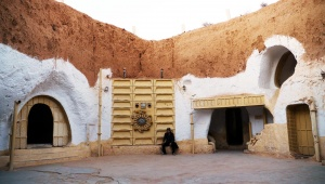 【ロケ地マニア】スターウォーズ エピソード4 新たなる希望 / ルークの家 / チュニジア・マトマタ
