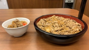 【衝撃】吉野家が新たに作った牛丼屋・牛若丸が凄い! 特盛以上の牛丼弁慶を提供「総重量2キロ以上」