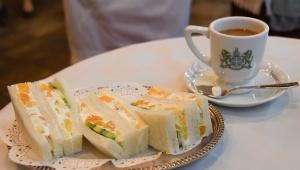 愛され続ける老舗喫茶 / 京都の朝は「イノダコーヒ」から!