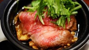 【肉ランチを極める】仙台牛のすき煮ランチが看過できない旨さ / ネプチューン名倉プロデュース「なぐら」