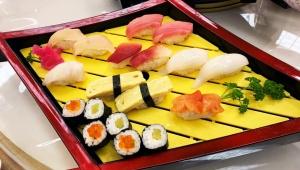【現地レポート】北朝鮮で寿司を食べてみた結果 / 寿司をiPadで注文するハイテクレストランだった!