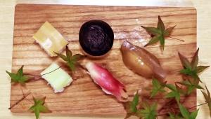 【話題】高知県の常識! 海鮮を使用しない寿司が激しく美味しい / 魚介なしヘルシー土佐田舎寿司が激レア