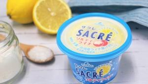 夏の風物詩とも言える「サクレ」の新作ソルティライチ味が激ウマ!