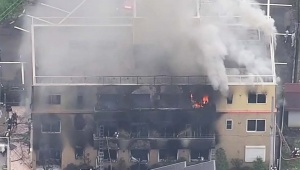 【話題】京都アニメーション放火事件の犯人の詳細が判明 / 足から炎を出しながら逃走「容態急変もありえる」