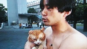 【衝撃】宮迫博之と吉本興業の岡本社長がテレビで対決か / かつて社長は半裸でテレビ出演「乳首相撲で対決」