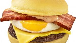 【朗報】マクドナルドに月見バーガーの季節がやってキターーー! 月見パイと松茸香るポテトも登場