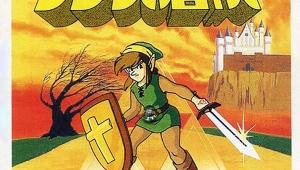 【極秘ゲーム】ゼルダの世界にドラクエ勇者ロトの墓がある / FF世界にはリンクの墓がある