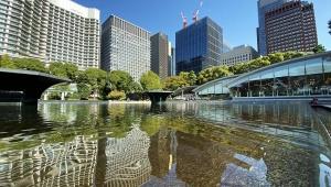 【DQW情報】東京でドラクエウォークのもみじこぞうが出現する場所に行ってみた / 和田倉噴水公園