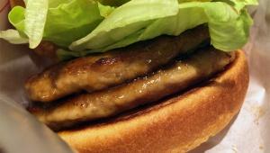 【朗報グルメ】モスバーガーが無料で肉2枚になるぞ! パティが無料で2枚にグレードアップ