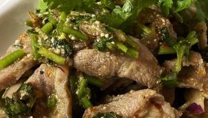 【極上グルメ】孤独のグルメに出たタイ料理屋のナムトックムーが激しくウマイ件 / 浅草のイサーン