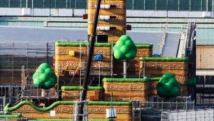 【話題】USJに建設中のニンテンドーランドが激写される / ワクワク感ありすぎてファン歓喜