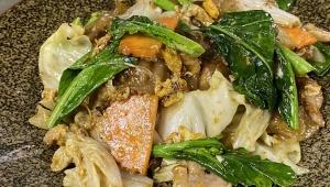 【グルメ】孤独のグルメで久住昌之先生が食べたパッシーユー / タイ料理店イサーン