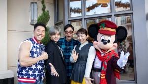 クイズ番組Disneyイッツ・ア・クイズワールドが北米ロケ慣行! 中島健人「約20年ぶりのアナハイムでした」