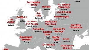 【話題】世界各国の日本人に対するイメージが判明 / 一覧マップ公開「寿司」「頭がおかしい」「人種差別主義者」