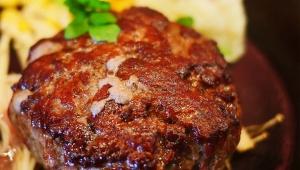 静岡さわやかに肉を卸していた問屋が東京にハンバーグ専門店オープン / 平日ランチはライスとスープ食べ放題