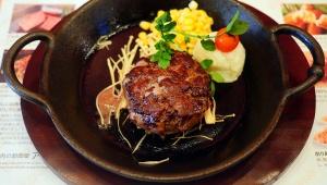 東京でさわやかと同じハンバーグが食べられると話題 / お店が「静岡で人気のあのハンバーグと同じ味が東京で味わえる」と断言