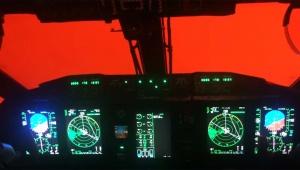 オーストラリア空軍が公開したオーストラリア森林火災の上空飛行時の風景動画がヤバイ