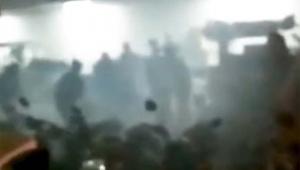 【悲報】花火が暴発して顔面を直撃 / 男性が命を落とす大事故の動画