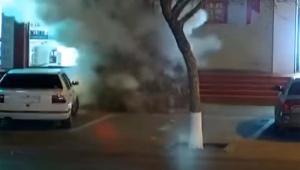 【注意喚起】マンホールに花火を入れて爆発する事故が多発中 / 子どもたちが犠牲に